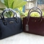 CHARLES & KEITH SAFFIANO LEATHER BAG thumbnail 1
