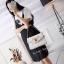 งานเกาหลีกระเป๋านำเข้า กระเป๋า Fashion thumbnail 14