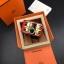 พร้อมส่งCDC Hermes Bracelet กำไลแอเมส งานซุปเปอร์ไฮเอนคะ ลายหนังวัวแท้ 100% thumbnail 3