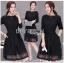 Rachel Sweet Classic Black Lace Dress thumbnail 2