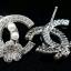 พร้อมส่ง flower Chanel Brooch& Earring เข็มกลัด/ต่างหู thumbnail 4