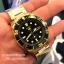 SEIKO SNZF22J1Seiko MINI Monster Automatic นาฬิกาข้อมือผู้ชาย สีดำทอง สายสแตนเลส thumbnail 12