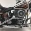 โมเดล Harley Davidson Heritage Softail Classic สเกล 1:10 by FRANKLIN MINT thumbnail 8