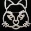 พร้อมส่ง diamond Chanel brooch &Earring เข็มกลัด/ต่างหู ชาแนล thumbnail 5