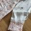 ชุดเดรสเกาหลี พร้อมส่งเดรสผ้าลูกไม้สีขาวซับในสีนู้ดตกแต่งแขนชิฟฟอน thumbnail 11