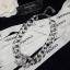 พร้อมส่ง Chanel Bracelet & Necklace สร้อยข้อมือชาแนล + สร้อยคอชาแน thumbnail 2