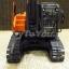 โมเดลรถก่อสร้าง ATLAS 225LC EXCAVATOR 1:50 BY NZG thumbnail 9