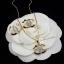 พร้อมส่ง Chanel Earring & Necklace งานเกรดซุปเปอร์ไฮเอน thumbnail 3