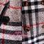เสื้อผ้าเกาหลี พร้อมส่ง เสื้อสูทแขนยาวลายผ้า Burberry เนื้อผ้าดีเฟ่อร์ใส่แมทซ์กับกางเกงขาสั้น มีซับใน thumbnail 3