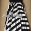 Arianna Glam Chic Swirl Striped Maxi Dress thumbnail 6