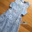 ชุดเดรสเกาหลี พร้อมส่งLady Mini candy lace dress thumbnail 11