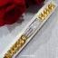 พร้อมส่ง Gold Bangle สร้อยข้อมือทอง ประดับเพชรสวิสอย่างดี thumbnail 3