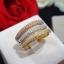พร้อมส่ง Diamond Bracelet & Ring งาน 3 กษัตริย์ สีเงิน/ทอง/พิ้งโกลด์ สวยมาก thumbnail 4