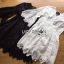 Kelly Lace Embroidered Cotton Mini Dress thumbnail 6