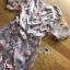 ชุดเดรสเกาหลีพร้อมส่ง เดรสผ้าออร์แกนซ่าพิมพ์และปักดอกกุหลาบสไตล์สมาร์ทเฟมินีน thumbnail 13