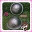 พิมพ์ครึ่งวงกลม ลายฟุตบอล ขนาด 9 เซนติเมตร (H003) /10ชิ้น thumbnail 1
