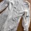 ชุดเดรสเกาหลี พร้อมส่งเดรสผ้าลูกไม้แขนชีฟองสีขาวสไตล์เฟมินีน thumbnail 8