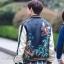 เสื้อผ้าเกาหลี พร้อมส่งTiger Print Jackets thumbnail 4