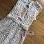 ชุดเดรสเกาหลีพร้อมส่ง เดรสผ้าลูกไม้สีขาวพร้อมซับในสีเนื้อสไตล์เซ็กซี่ thumbnail 12