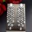 พร้อมส่ง Diamond Earring ต่างหูเพชร CZ แท้ งานเกรดตู้เพชร thumbnail 1