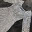 ชุดเดรสเกาหลี พร้อมส่งMiss Grey Princess Stylish Luxury Long Dress thumbnail 9