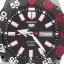 นาฬิกา Seiko 5 Mini Monster Lite Black Bezel Mens Watch SRP487K1 thumbnail 2