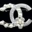พร้อมส่ง flower Chanel Brooch& Earring เข็มกลัด/ต่างหู thumbnail 2