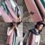 เสื้อผ้าเกาหลี พร้อมส่ง ผ้าคลุมไหล่แบรนด์ GUCCI เนื้อผ้าสวยมาก thumbnail 3