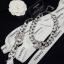 พร้อมส่ง Chanel Bracelet & Necklace สร้อยข้อมือชาแนล + สร้อยคอชาแนล thumbnail 1
