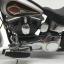 โมเดล Harley Davidson Heritage Softail Classic สเกล 1:10 by FRANKLIN MINT thumbnail 7
