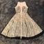 ชุดเดรสเกาหลี พร้อมส่งJohana Luxury Lace Dress thumbnail 9