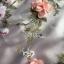 ชุดเดรสเกาหลีพร้อมส่ง เดรสผ้าออร์แกนซ่าพิมพ์และปักดอกกุหลาบสไตล์สมาร์ทเฟมินีน thumbnail 9
