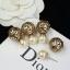 พร้อมส่ง Christian Dior Earring ต่างหูมุก Dior thumbnail 1