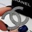 พร้อมส่ง Chanel Brooch เข็มกลัดชาแนลงานเพชร CZ แท้ thumbnail 2