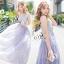 Alice Hollow lace Sleeveless Maxi Dress thumbnail 2