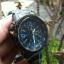นาฬิกา Seiko Chronograph Solar Watch V172 SSC079 สายสแตนเลสรมดำ thumbnail 9