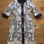 เสื้อผ้าเกาหลี พร้อมส่งเชิ้ตเดรสผ้าลูกไม้ทับผ้าโพลีเอสเตอร์ประดับกระดุม thumbnail 12