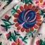 ชุดเดรสเกาหลีพร้อมส่ง เดรสผ้าป่านคอตตอนปักลายดอกไม้ทรงสายเดี่ยวเปิดไหล่ thumbnail 12