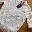 เสื้อผ้าเกาหลี พร้อมส่งเสื้อลูกไม้สีขาวผ้านิ่มใส่สบาย thumbnail 13