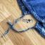 เสื้อผ้าเกาหลี พร้อมส่งเชิ้ตเดรสผ้าเดนิมสไตล์สปอร์ตเฟมินีน thumbnail 10