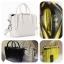 Zara Gussetted shopper bag ข้างในมีกระเป๋าแยกอีก 1 ใบ สายยาว119cm. ถอดได้ thumbnail 1