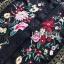 เสื้อผ้าเกาหลี พร้อมส่งเชิ้ตเดรสปักลายดอกไม้สไตล์วินเทจ thumbnail 12