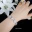 พร้อมส่ง Diamond Bracelet สร้อยข้อมือเพชรงานเกรดไฮเอนค่ะ thumbnail 5