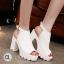 รองเท้าส้นสูง ส้นเกาหลี thumbnail 1