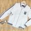 เสื้อผ้าเกาหลี พร้อมส่งเสื้อแจ็คเก็ตเบสบอลแขนยาวสไตล์เกาหลี thumbnail 10
