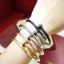 พร้อมส่ง diamond Bracelet กำไลคาร์เทียตะปู เพชรฝังCZ8A thumbnail 5
