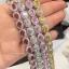 พร้อมส่ง Diamond Bracelet สร้อยข้อมือเพชรงานเกรดไฮเอน thumbnail 1