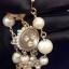 พร้อมส่ง Chanel Necklace เกรดซุปเปร์ไฮเอนคะงานมุก 2 ชั้น thumbnail 6