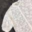 เสื้อผ้าแฟชั่น พร้อมส่งKorean Summer Time Lace Shirt thumbnail 10