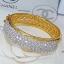 พร้อมส่ง Diamond Bangle งานสวยมากกกกก **เพชรสวิสแท้ thumbnail 1